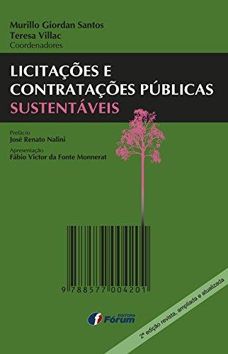 9788545000501: Licitações e Contratações Públicas Sustentáveis (Em Portuguese do Brasil)