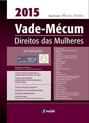 9788545000662: Vade-mécum. Direito das Mulheres (Em Portuguese do Brasil)