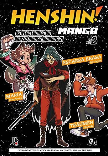 9788545702283: Henshin! Mangá - Volume 2 (Em Portuguese do Brasil)