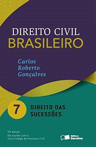 9788547200206: Direito Civil Brasileiro: Direito das Sucessoes - Vol.7