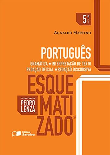 9788547201289: Portugues - Colecao Esquematizado