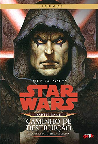9788550301181: Star Wars. Darth Bane. Caminho de Destruição (Em Portuguese do Brasil)