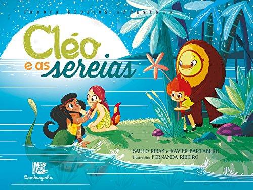 9788555130007: Cléo e as Sereias (Em Portuguese do Brasil)