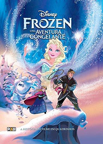 9788555460159: Frozen - A História do Filme em Quadrinhos (Em Portuguese do Brasil)