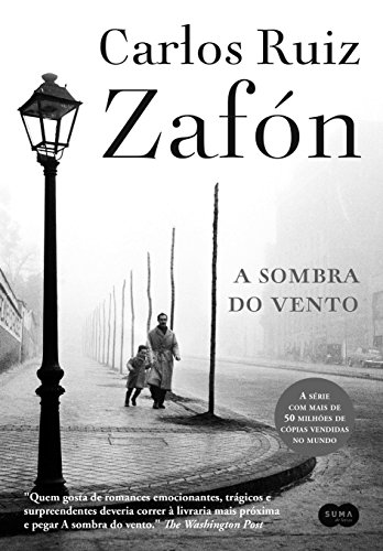 9788556510341: A Sombra do Vento (Em Portuguese do Brasil)