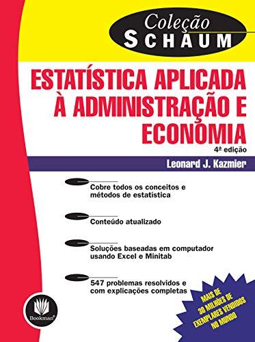 9788560031474: Estatística Aplicada À Administração E Economia (Em Portuguese do Brasil)