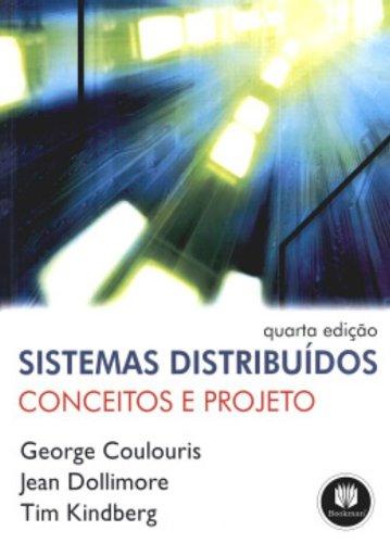 9788560031498: Sistemas Distribuídos. Conceitos e Projeto (Em Portuguese do Brasil)