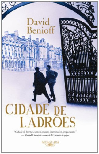 9788560281688: Cidade de Ladroes (Em Portugues do Brasil)