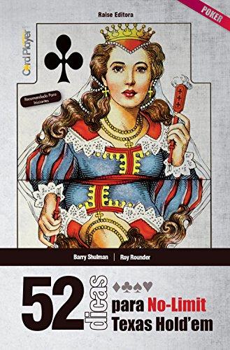 9788561255282: 52 Dicas Para no Limit Texas Hold em