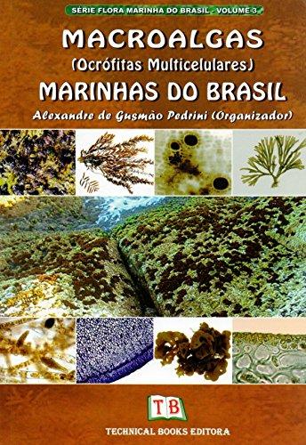 9788561368289: Macroalgas (Ocrofitas Multicelulares) Marinhas Do Brasil - Volume 3 (Em Portuguese do Brasil)