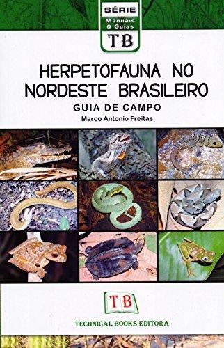 9788561368500: Herpetofauna no Nordeste Brasileiro. Guia de Campo (Em Portuguese do Brasil)