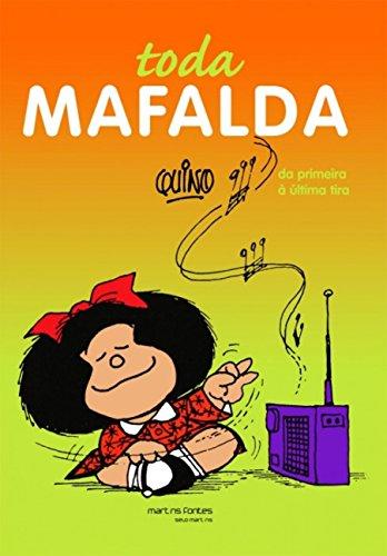 9788561635480: Toda Mafalda (Em Portuguese do Brasil)