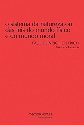 9788561635657: Sistema da Natureza ou das Leis do Mundo Físico (Em Portuguese do Brasil)