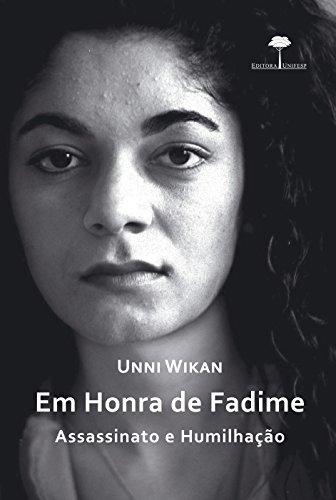 9788561673215: Em Honra de Fadime: Assassinato e Humilhacao