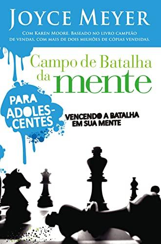 9788561721312: Campo de Batalha da Mente para Adolescentes