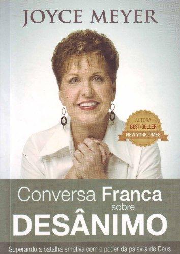 9788561721800: Conversa Franca Sobre Desanimo (Em Portuguese do Brasil)
