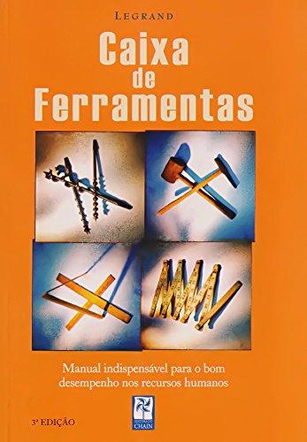 9788561874032: Caixa de Ferramentas. Manual Indispensável Para o Bom Desempenho nos Recursos Humanos