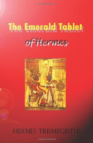 9788562022135: The Emerald Tablet Of Hermes