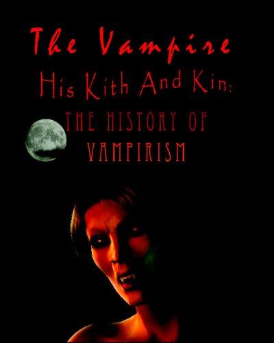 9788562022203: The Vampire, his kith and kin: - The History of Vampirism