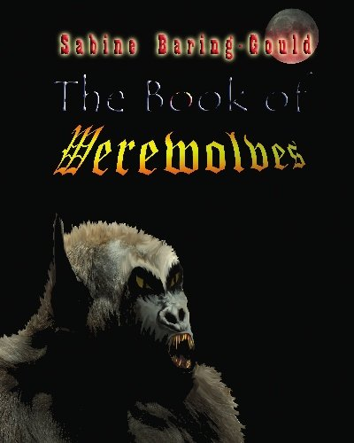 9788562022210: The Book Of Werewolves