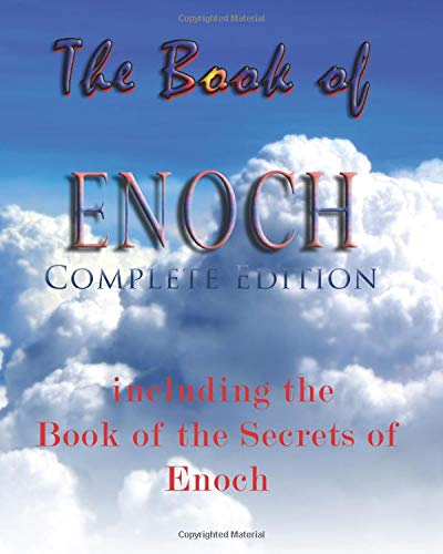 9788562022272: The Book Of Enoch, Complete Edition: Including The Book Of The Secrets Of Enoch