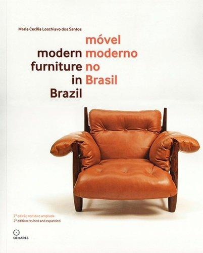9788562114458: M�vel Moderno no Brasil (Modern Furniture in Brazil) (Em Portuguese do Brasil)
