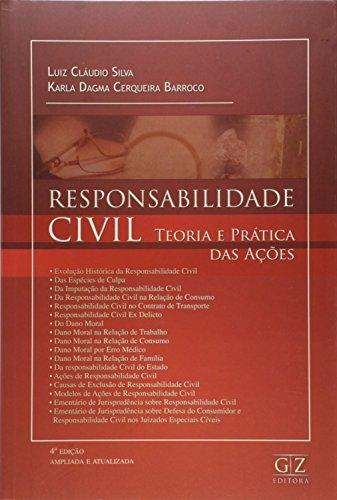 9788562490019: Responsabilidade Civil Teoria e Pratica das Acoes