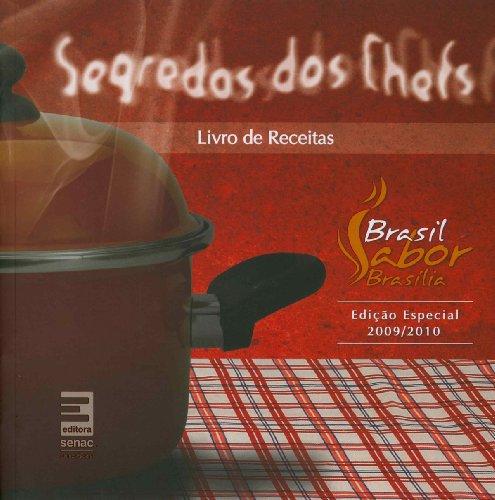9788562564048: Segredos Dos Chefes. Livro De Receitas (Em Portuguese do Brasil)