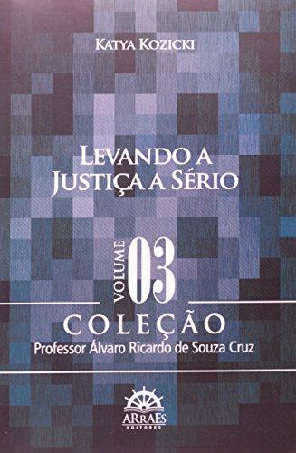 9788562741500: Levando a Justica A Serio - Vol.3