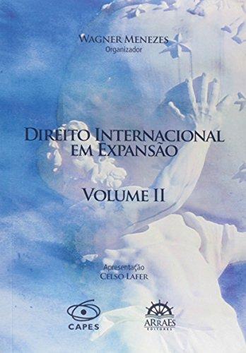 9788562741739: Direito Internacional em Expansão - Volume 2