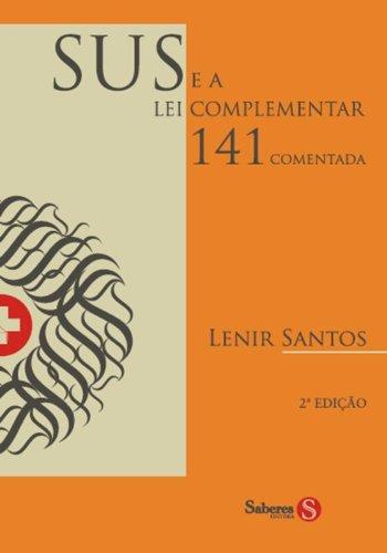 9788562844270: Sus e a Lei Complementar 141 Comentada (Em Portuguese do Brasil)