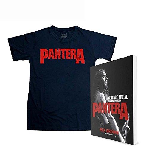 9788562885501: Combo. Pantera ( Kit Livro + Camiseta Algodão) (Em Portuguese do Brasil)