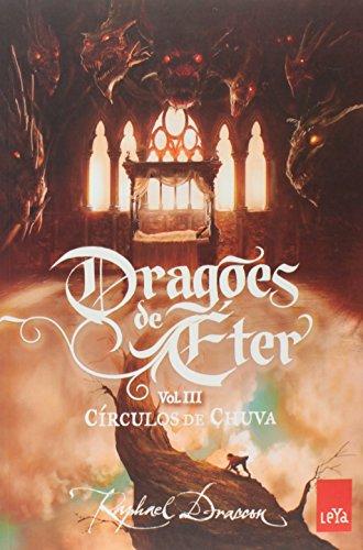 9788562936340: Dragoes de Eter : Circulos de Chuva (Em Portugues do Brasil)