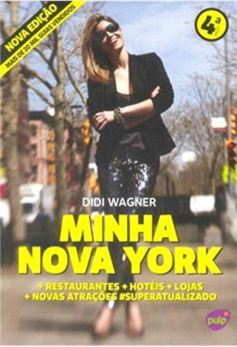 9788563144393: Minha Nova York