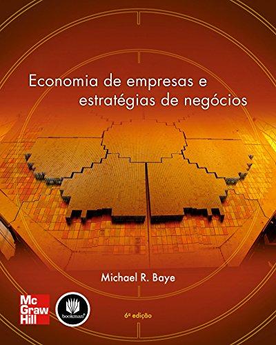 9788563308146: Economia de Empresas e Estratégias de Negócios (Em Portuguese do Brasil)