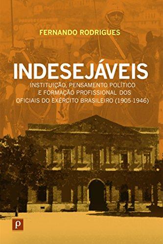 9788563381545: Indesejaveis - Instituicao, Pensamento Politico