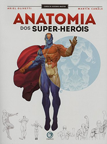 9788564249257: Anatomia dos Super-Heróis