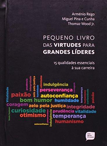 9788564684317: Pequeno Livro das Virtudes para Grandes Lideres