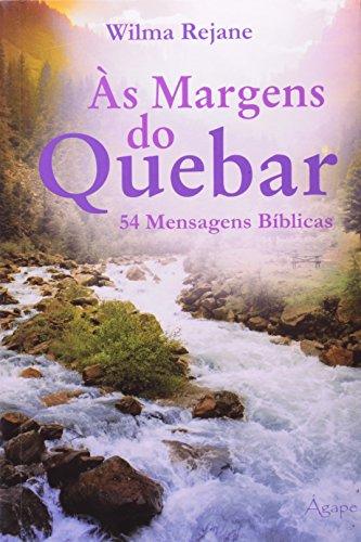9788565105217: Margens Do Quebrar, As - 54 Mensagens Biblicas (Em Portuguese do Brasil)
