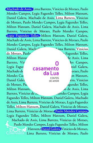 9788565771023: Casamento da Lua: Contos de Amor (Em Portugues do Brasil)