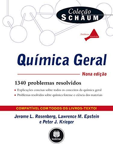9788565837026: Química Geral - Coleção Schaum (Em Portuguese do Brasil)