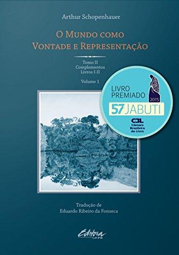 9788565888820: Mundo Como Vontade e Representacao, O - Vol.1 - Tomo 2