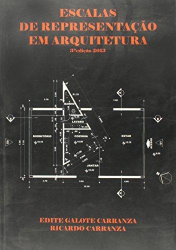 9788566616002: Escalas de Representacao Em Arquitetura