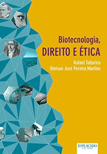 9788567020907: Biotecnologia, Direito e etica