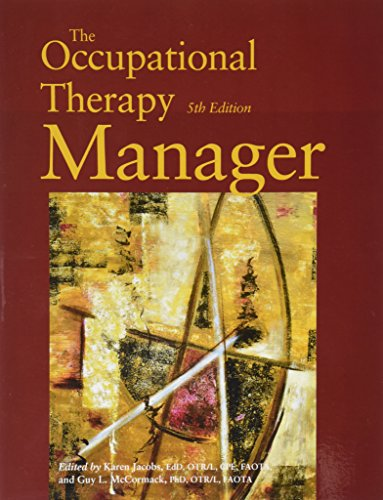 9788569002734: The Occupational Therapy Manager