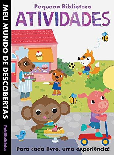 9788569275244: Meu Mundo de Descobertas. Pequena Biblioteca. Atividades (Em Portuguese do Brasil)