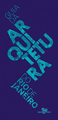 9788569924128: Guia de Arquitetura do Rio de Janeiro - Edicao em Portugues