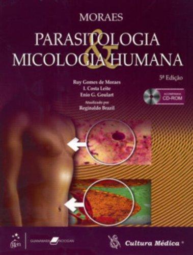 9788570064141: Parasitologia e Micologia Humana (Em Portuguese do Brasil)