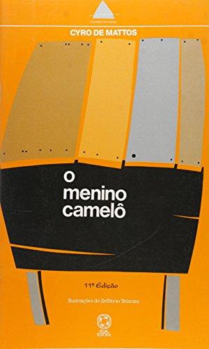 9788570563903: O menino camelo (Caderno de poesia) (Portuguese Edition)