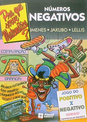 9788570564023: Números Negativos - Coleção Pra que Serve Matemática (Em Portuguese do Brasil)